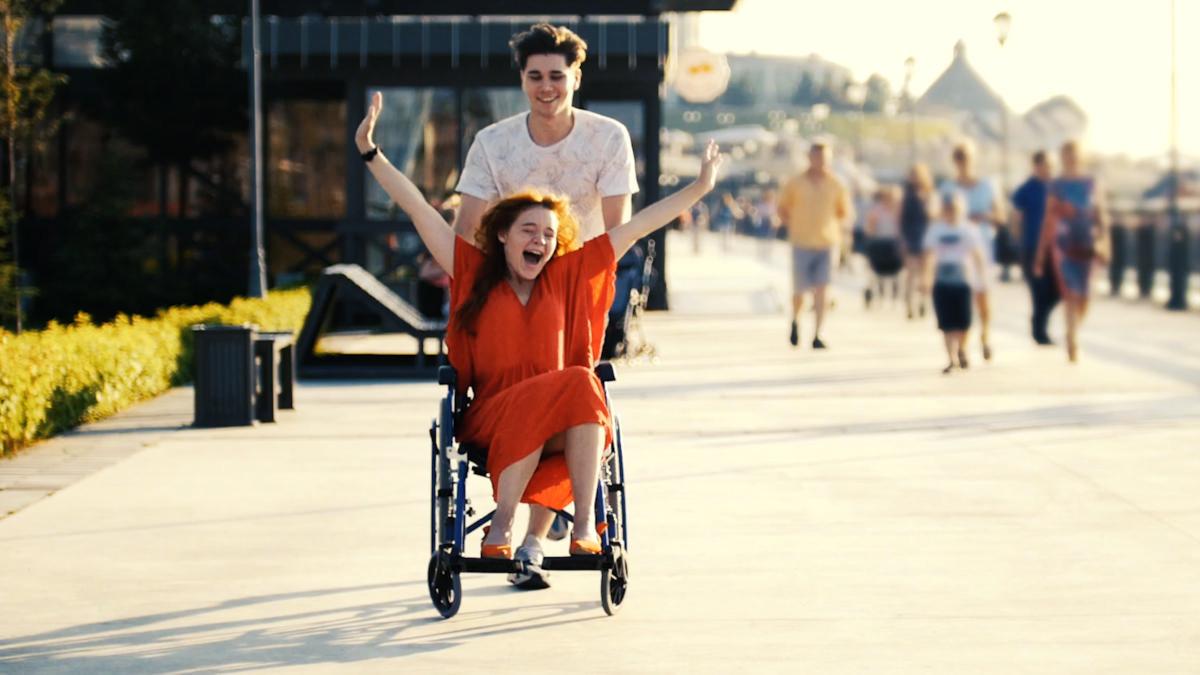 STOP Barierom dla niepełnosprawnych!