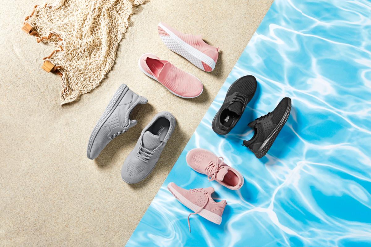 Kampanie Spoleczne Lidl Wprowadza Do Sprzedazy Buty Wykonane Z Plastiku Z Recyklingu
