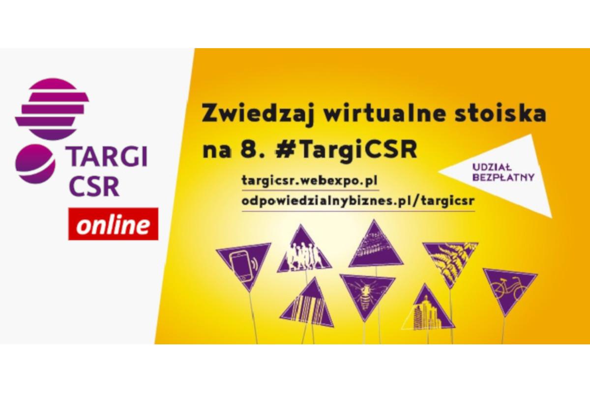 Rozpoczęły się 8. Targi CSR online